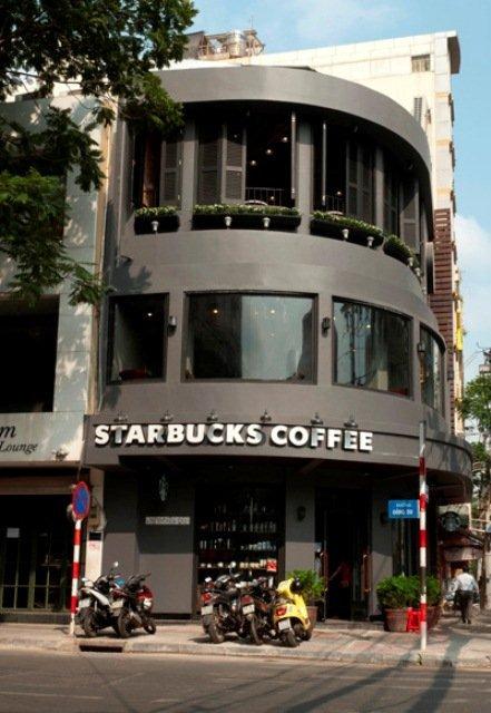 Starbucks Dong Du 01