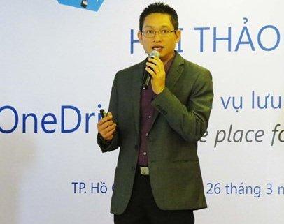 NguyenMinhTri OneDrive