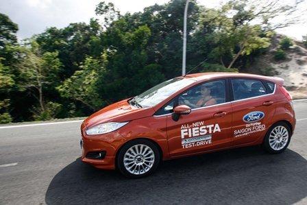 Ford Fiesta EcoBoost 10L - 3