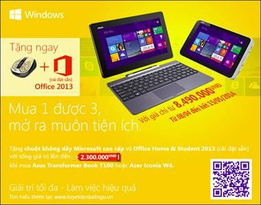 Tablet Windows8.1