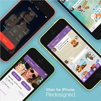 Viber 4.2 for iPhone -3
