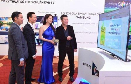 Samsung TV UHD Curve