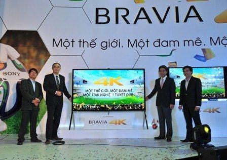 Sony BraviaTV4K