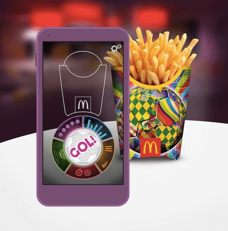 McD GOL App
