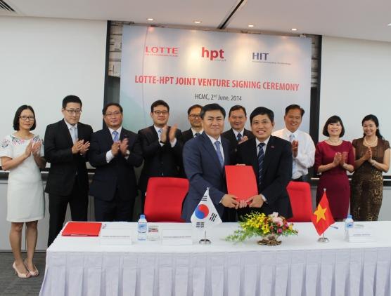 Công ty Cổ phần Công nghệ cao LOTTE HPT Việt Nam