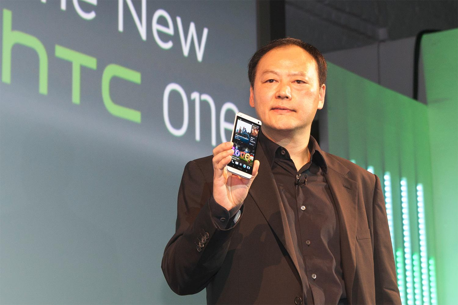 htc-one-htc-ceo-Peter-Chou