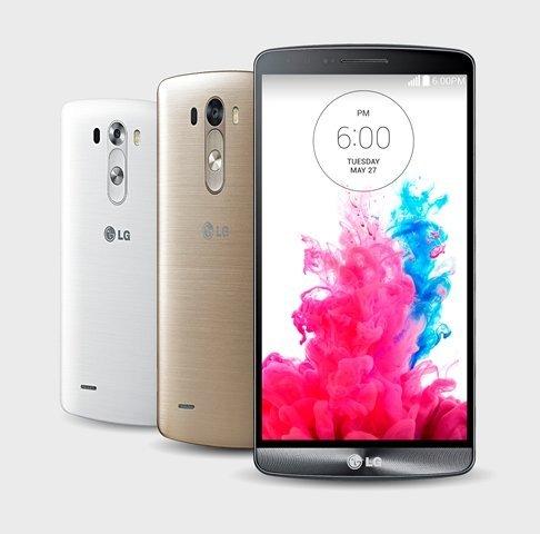 LG G3 san pham