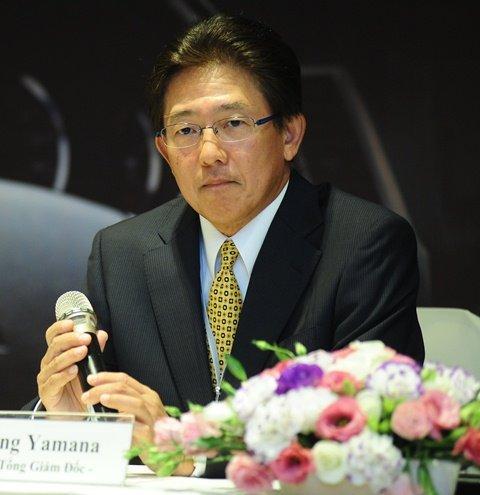 Ong Kazuhiro Yamana CEO VSM 1
