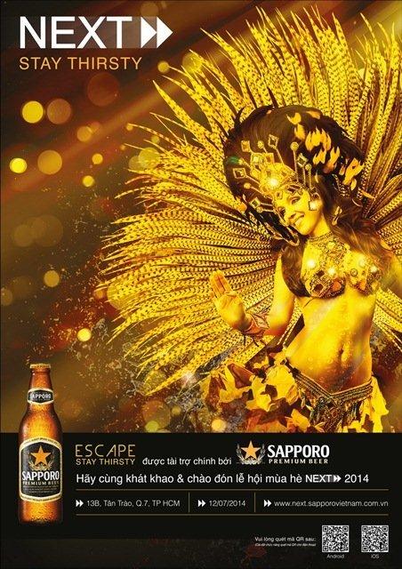 Sapporo Escape visual