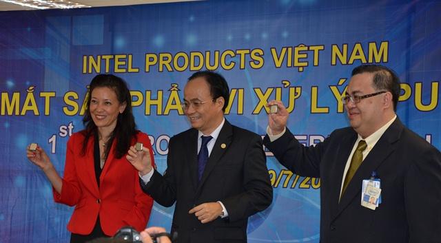 Intel Haswell VietNam