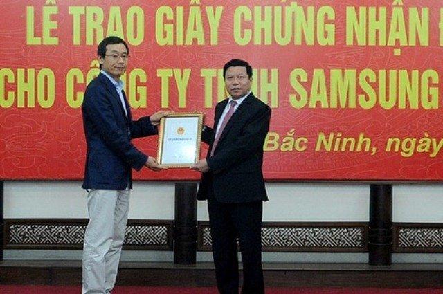 Samsung BacNinh
