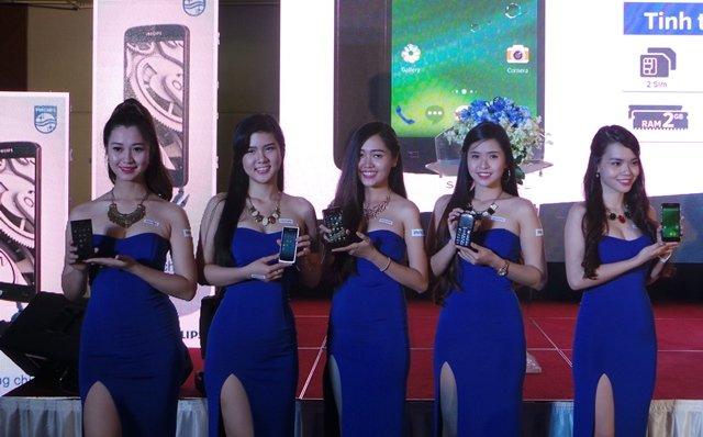 Philips 5Smartphone Smartcom
