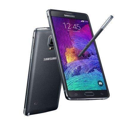 Samsung Galaxy Note 4 - black