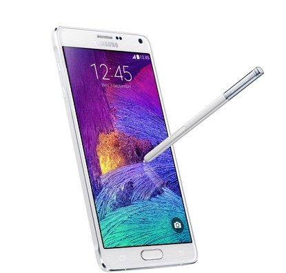 Samsung Galaxy Note 4 - white