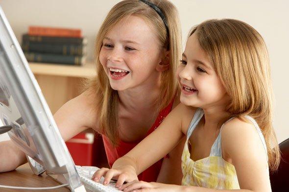 childen Internet