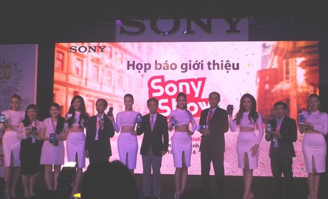 Sony show 2014