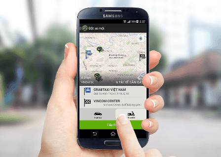 GrabBike Android