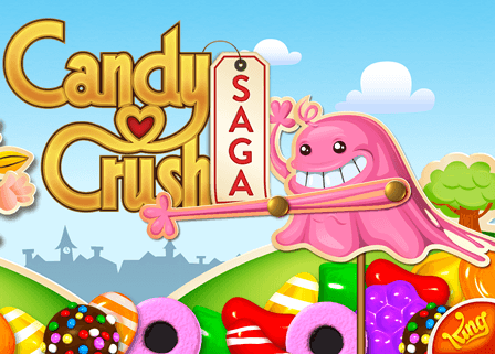 Candy Crush Saga đã sẵn sàng trên Windows Phone 8.1