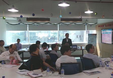Hội thảo giới thiệu giải pháp FCS và SAP Business One