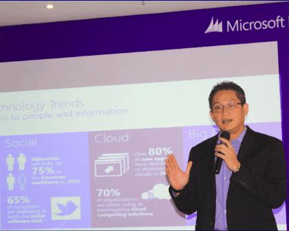 Microsoft ra mắt Dynamics CRM 2015 cho doanh nghiệp Việt