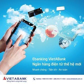 VietABank đầu tư trên 2 triệu USD hiện đại hóa dịch vụ ngân hàng