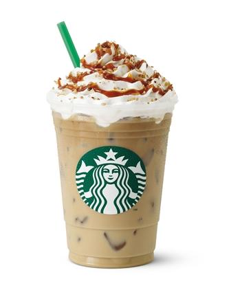 Starbucks giới thiệu món nước mới Espresso Confections