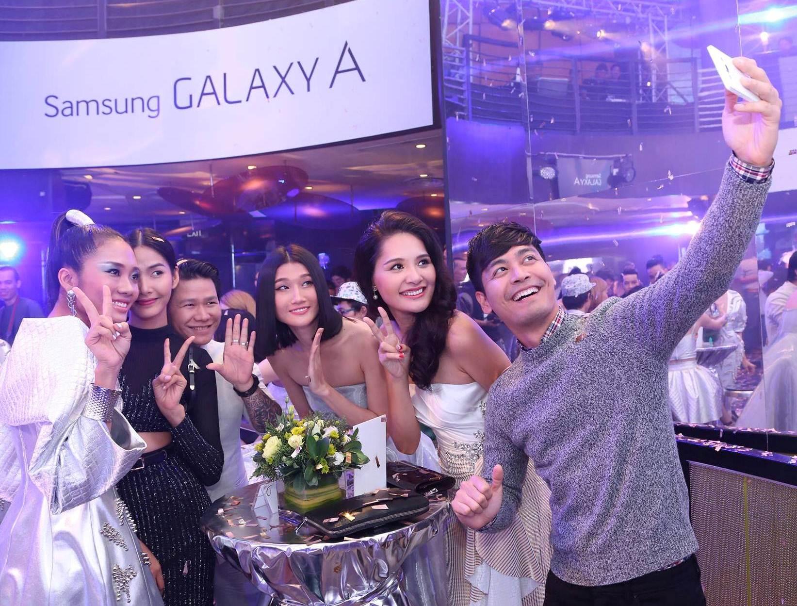 Ra mắt chiếc smartphone sang trọng và mỏng nhất của Samsung Galaxy A 5 2