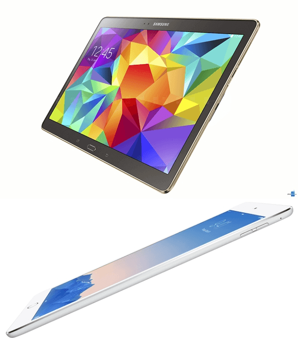Tab S v.s iPad mini