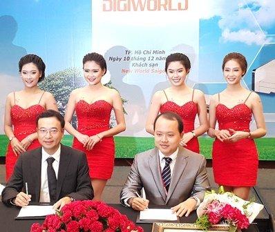DigiWorld trở thành nhà phân phối máy in Ricoh