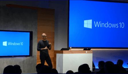Microsoft ra mắt hệ điều hành Windows 10