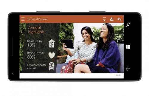 Những tính năng mới của Windows 10 - Office Windows 10