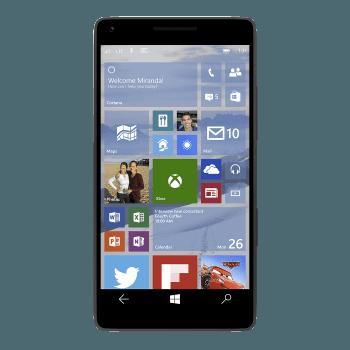 Những tính năng mới của Windows 10 - tablet