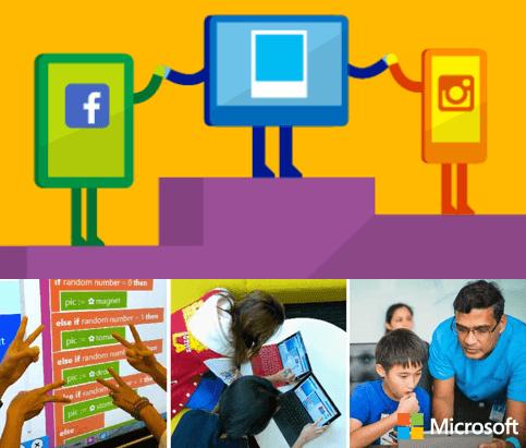 Microsoft khởi động chương trình Chúng ta cùng lập trình