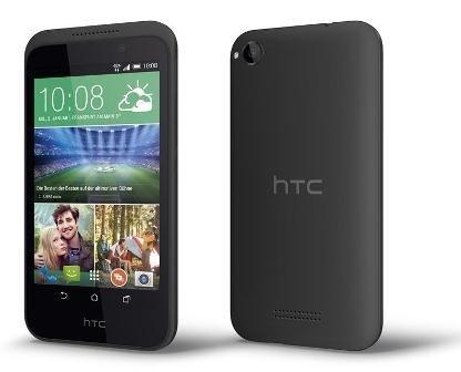 HTC Desire 320 PerLeft 050115 MatteGrey DE