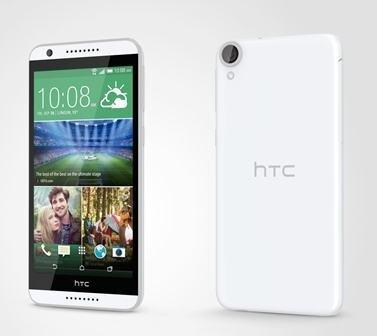 HTC Desire 820q PerLeft MarbleWhite