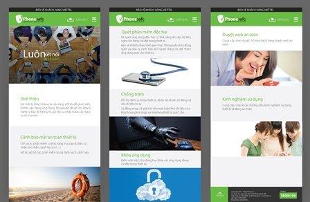 Viettel cung cấp dịch vụ bảo vệ miễn phí Phonesafe
