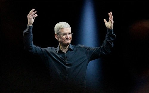 CEO Apple Tim Cook hiến toàn bộ tài sản cho từ thiện