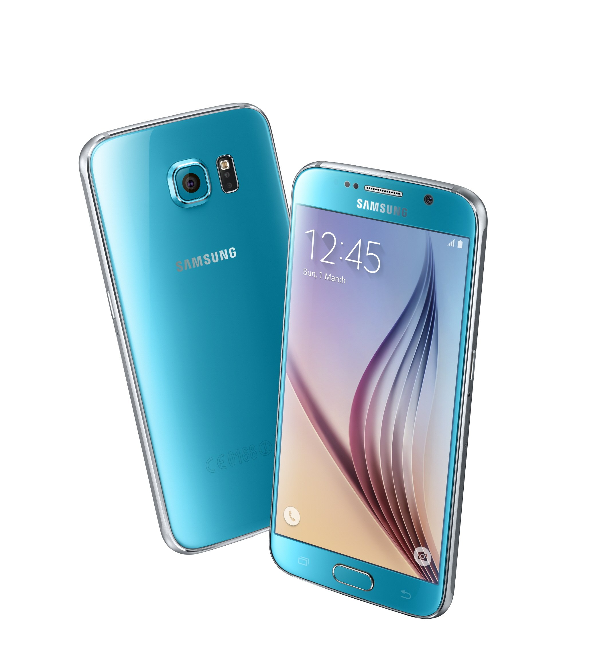 Galaxy S6 Combination Blue Topaz
