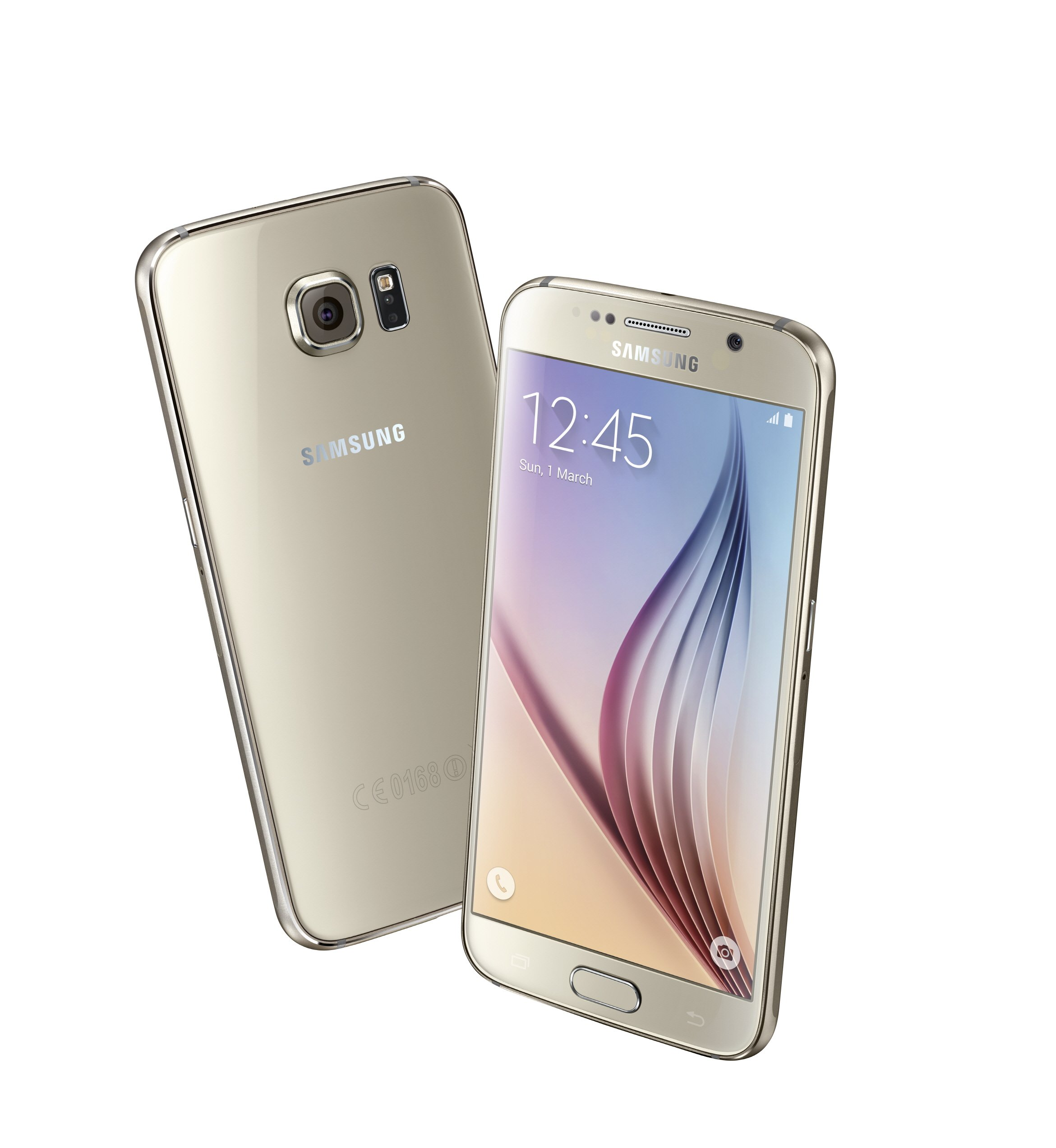 Galaxy S6 Combination Gold Platinum