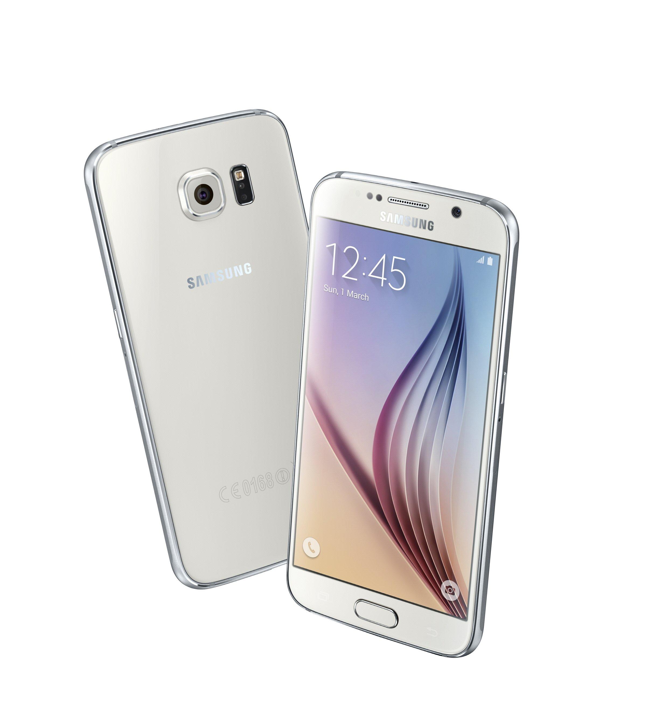 Galaxy S6 Combination White Pearl