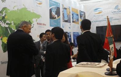 Viettel giới thiệu sản phẩm viễn thông tại MWC 2015