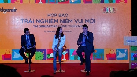 Nhiều ưu đãi cho du khách Việt đến Singapore