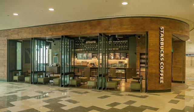Starbucks khai trương cửa hàng thứ 9 tại SC VivoCity 2