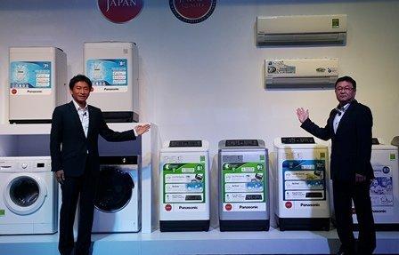 Panasonic giới thiệu loạt giải pháp tiêu dùng năm 2015