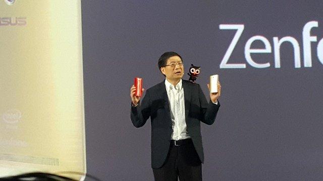 Zenfone 2 chính hãng có giá từ 46 triệu đồng lên kệ vào tháng 5