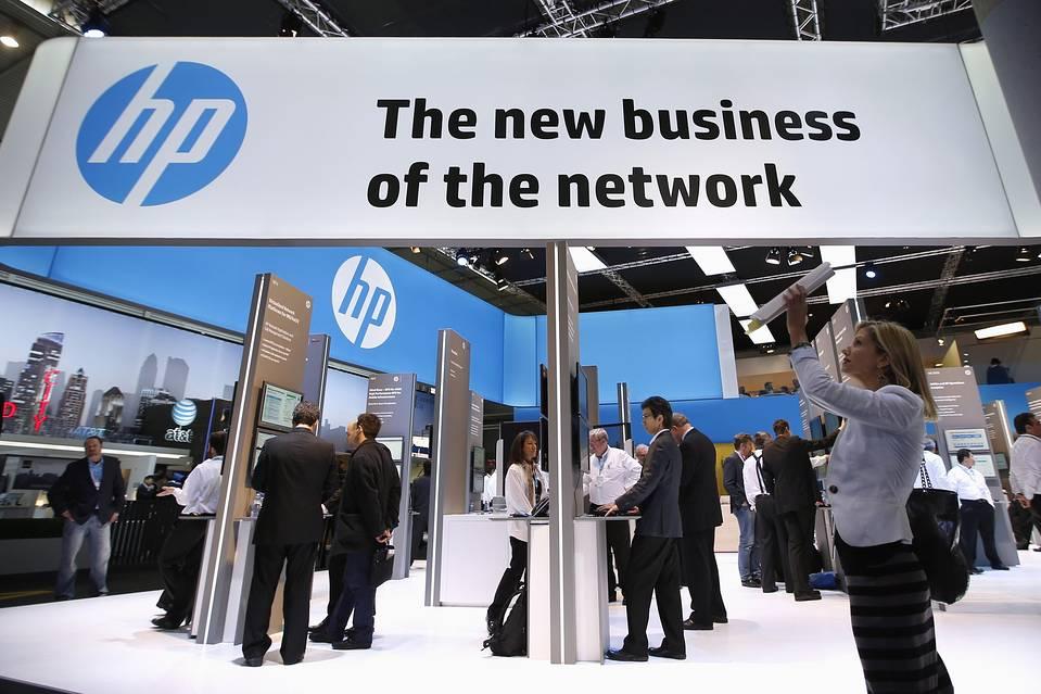 HP bán 51 cổ phần bộ phận kinh doanh máy chủ