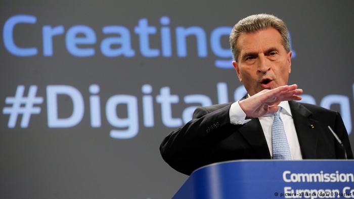 Chiến lược số hóa của EU liệu có cạnh tranh với các công ty Mỹ