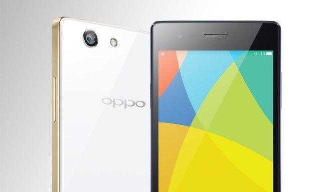 Oppo Neo 5 lên kệ với giá gần 37 triệu đồng