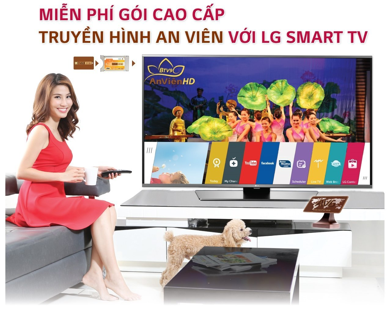 Leaflet LG Smart TV AVG