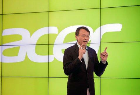 Acer - CEO Jason Chen